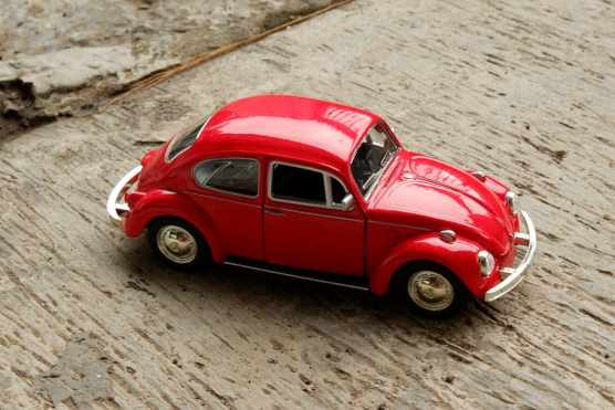 car-toy-red-side-view