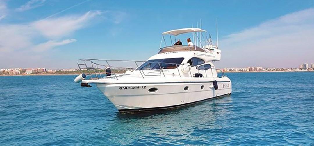 Alquiler de Barcos Torrevieja