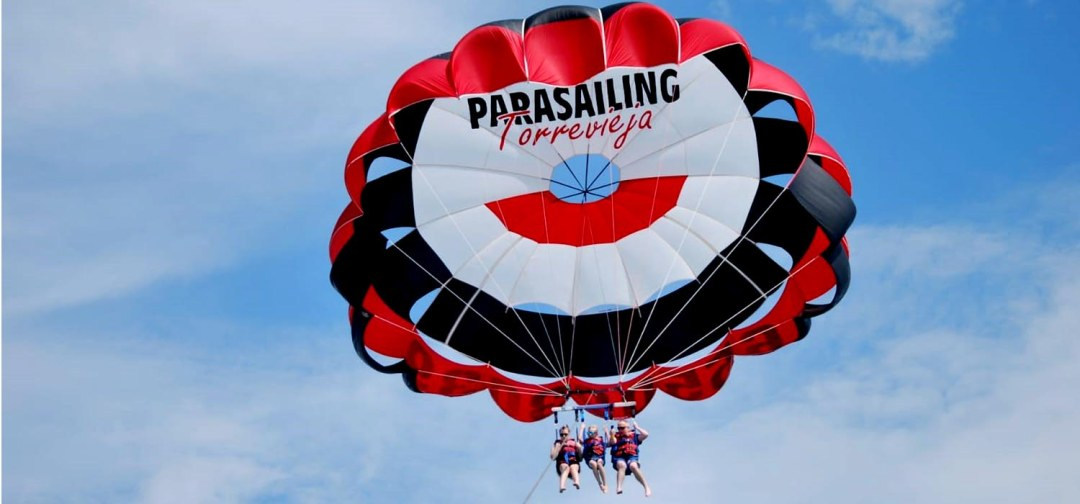 parachutte ascensionel