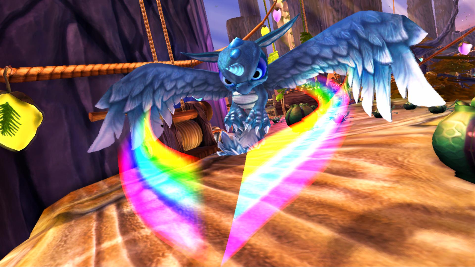 Skylanders Spyros Adventure Media