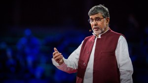 Kailash Satyarthi: How to make peace? Get angry | TED Talk | TED.com