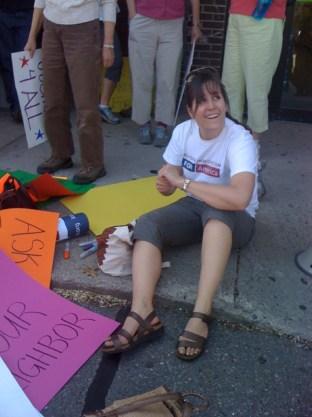 activist Malvina