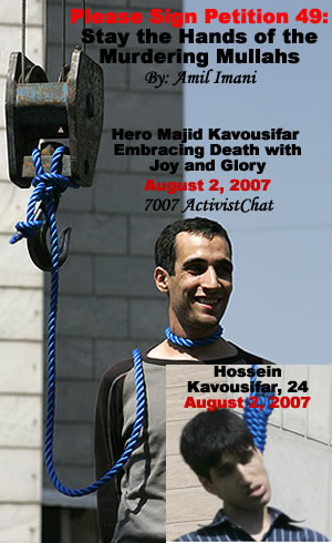ActivistChat FREE IRAN HEROES Never Dies NEWS In The