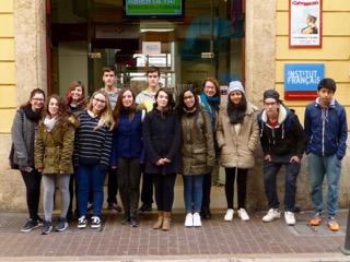 Instituto Francés 3-4ºESO3)
