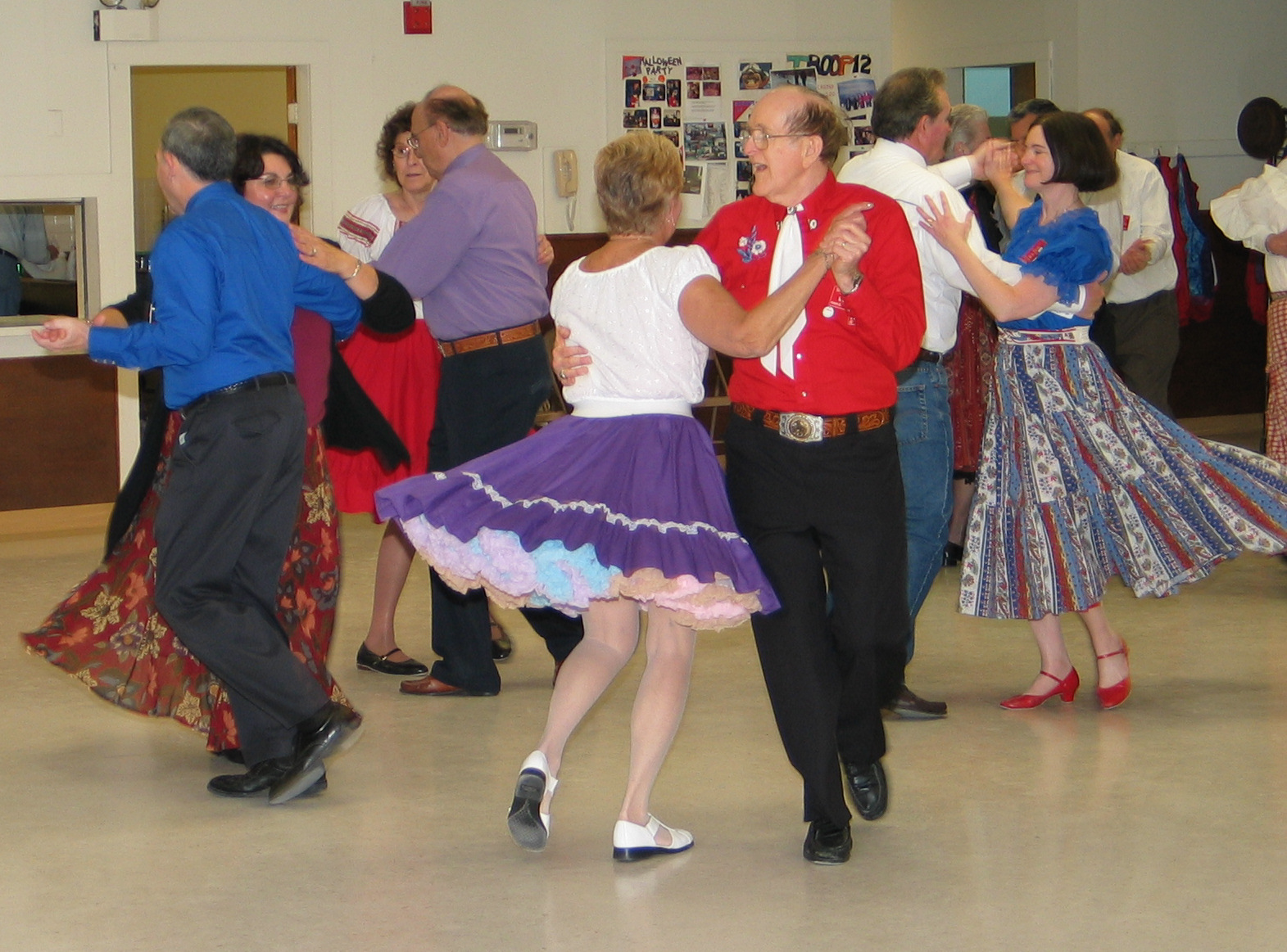 Dance Activities For Seniors