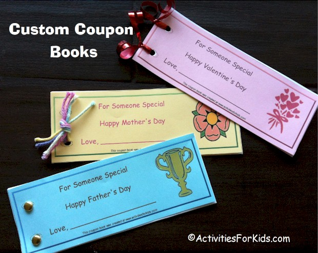 free printable personalized coupons