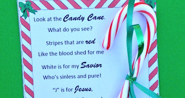 picture relating to Legend of the Candy Cane Printable titled Legend of the Sweet Cane Printable
