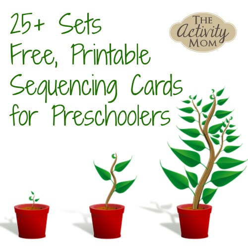 small resolution of The Activity Mom - Sequencing Cards Printable - The Activity Mom