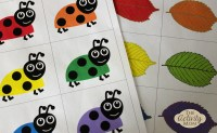 The Activity Mom - Bug Color Matching (printable) - The ...