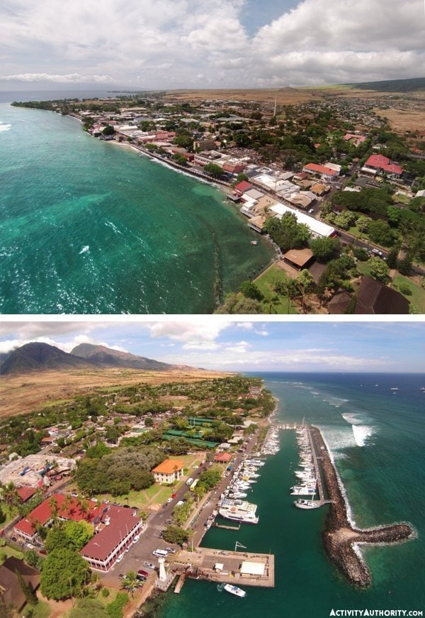 Things to do in Lahaina West Maui Hawaii