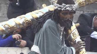 Procesion de Jesus del Milagro 2014 (85)