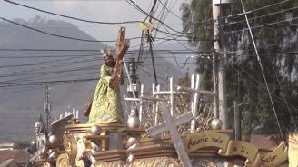 Procesion de Jesus Dulce Rabí, Jocotenango 2014 (12)