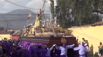 Procesion de Jesus Dulce Rabí, Jocotenango 2014 (15)