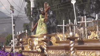 Procesion de Jesus Dulce Rabí, Jocotenango 2014 (20)