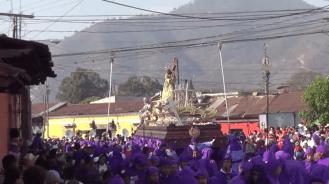 Procesion de Jesus Dulce Rabí, Jocotenango 2014 (3)