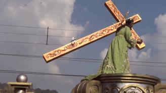 Procesion de Jesus Dulce Rabí, Jocotenango 2014 (30)