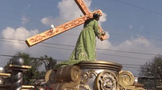 Procesion de Jesus Dulce Rabí, Jocotenango 2014 (32)
