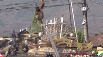 Procesion de Jesus Dulce Rabí, Jocotenango 2014 (5)