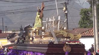 Procesion de Jesus Dulce Rabí, Jocotenango 2014 (6)