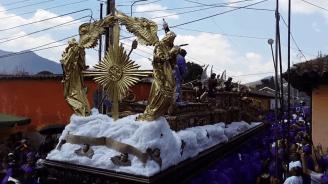 Procesion Jesus de Santa Ana 2014 Antigua Guatemala (2)