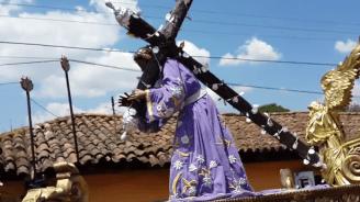 Procesion Jesus de Santa Ana 2014 Antigua Guatemala (86)