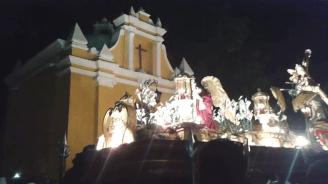 Procesión Jesús de La Merced Antigua 2014 (11)