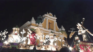 Procesión Jesús de La Merced Antigua 2014 (19)