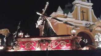 Procesión Jesús de La Merced Antigua 2014 (33)