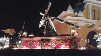 Procesión Jesús de La Merced Antigua 2014 (34)