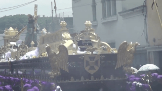 Procesion Jesus de los Milagros 2014, San Jose (1)