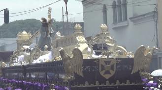 Procesion Jesus de los Milagros 2014, San Jose (2)