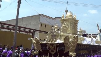 Procesion Jesus de los Milagros 2014, San Jose (51)