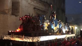Procesion Jesus de San Bartolo 2014, (1)