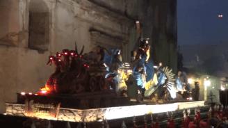 Procesion Jesus de San Bartolo 2014, (2)