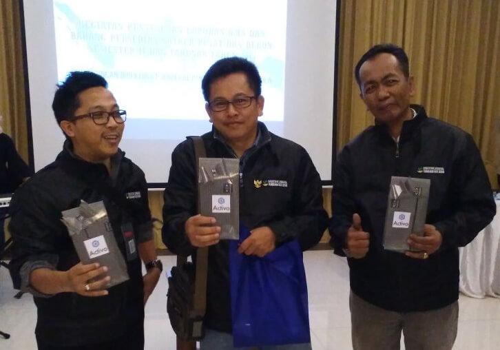 Partisipasi Activo Dalam Kegiatan Penyusunan Laporan Barang Milik Negara