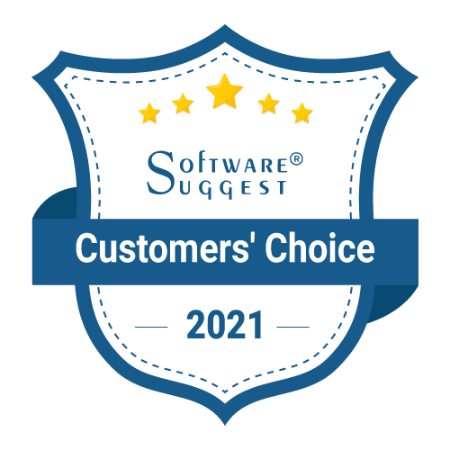 Activo the winner of SoftwareSuggest Recognition Award 2021