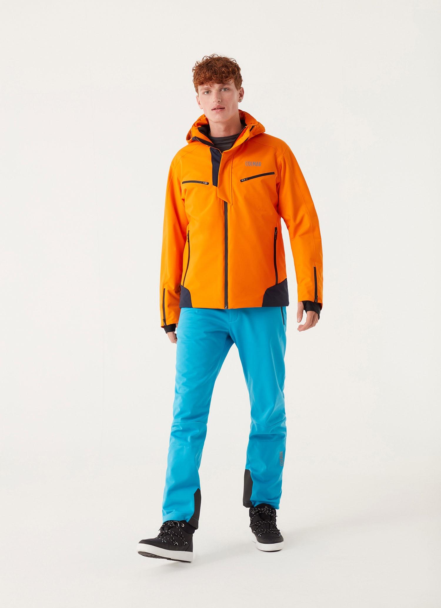 Geaca de ski Colmar Schuss Portocaliu 1302-440