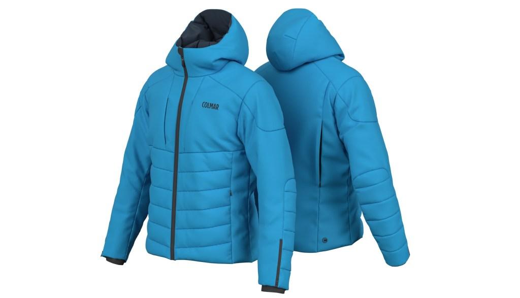 Geaca de ski Colmar Wengen Albastru 1047-355