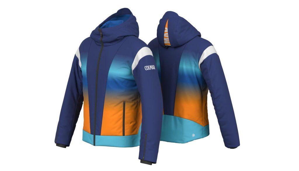 Geaca de ski Colmar Technologic Albastru 1336-452
