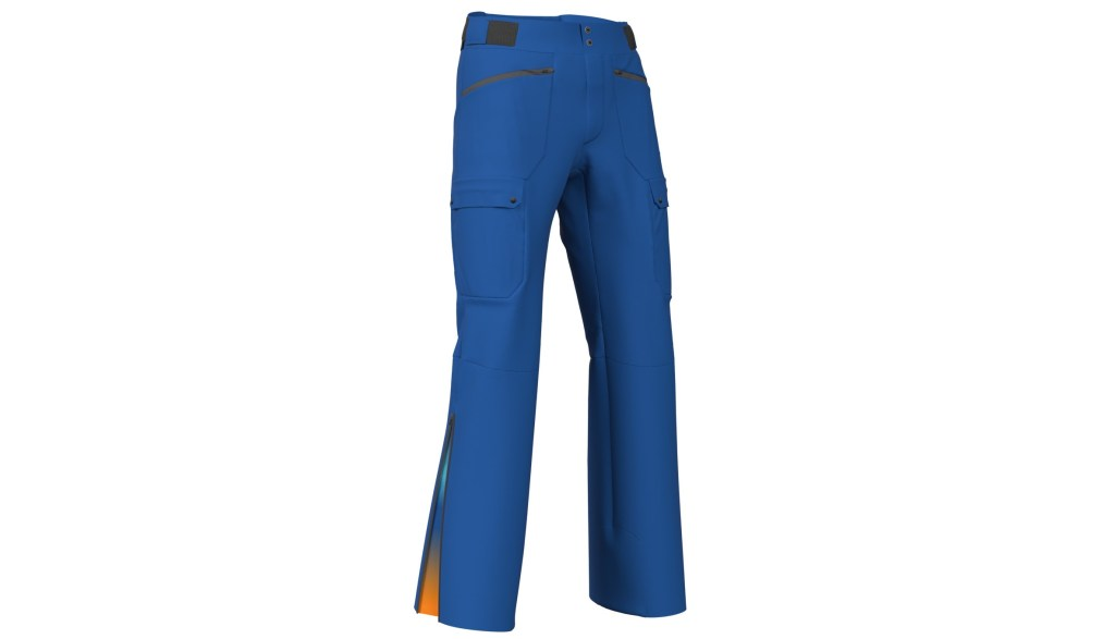 Pantaloni de ski Colmar Mech Stretch Albastru 0731-268