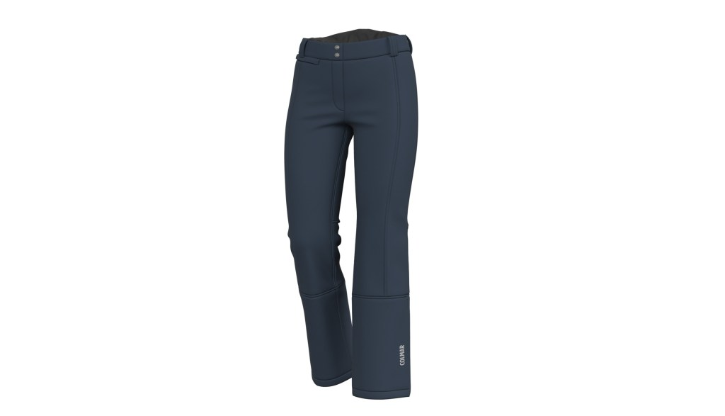 Pantaloni de ski Colmar Copii Shelly J Blue marine 3206-167