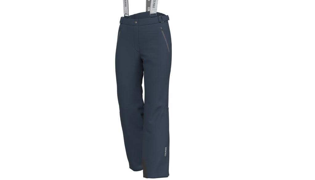 Pantaloni de ski Colmar Copii Stretch J Blue marine 3219J-167