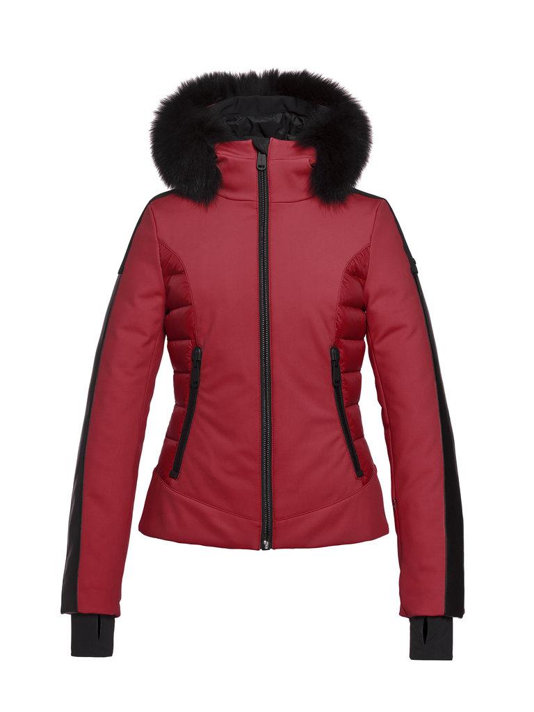 Geacă de ski Goldbergh Damă Kaja Roșu GB1610204-422
