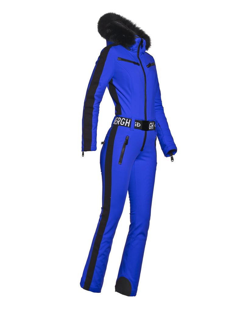 Costum de ski Goldbergh Damă Empress Albastru GB1692204-510