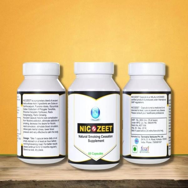 quit smoking medicine Nicozeet