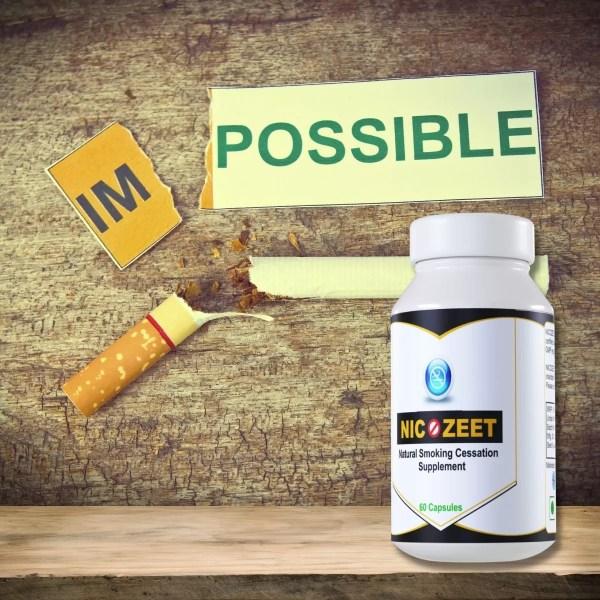 quitting smoking Nicozeet