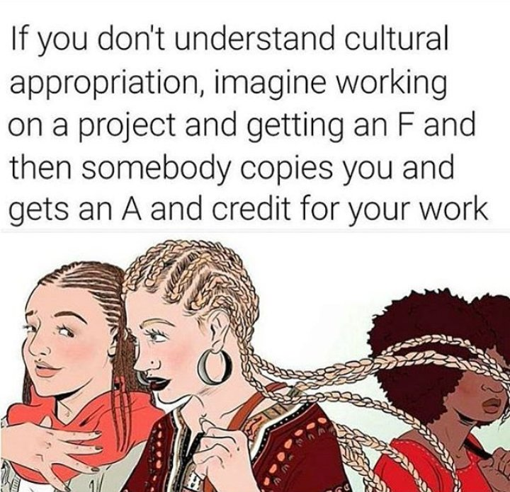 Image result for cultural appropriation quotes