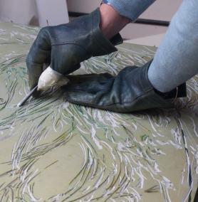 A BARTHELEMY plaque lino act on art nov 2018 72 dpi