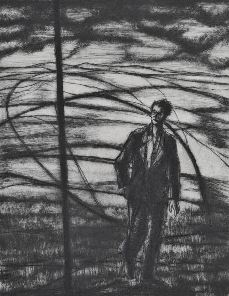 17 homme et paysage- gravure- 32X40 1920 72 dpi