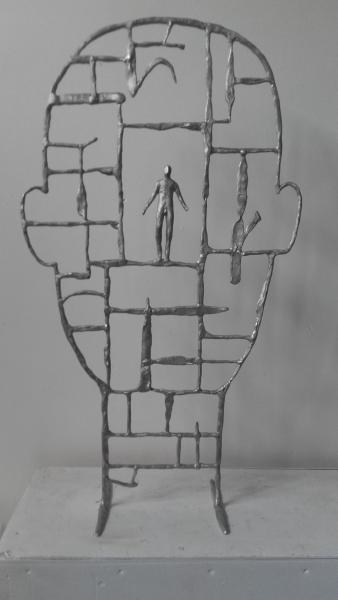 Le labyrinthe de la pensée. alu 1920 72 dpi